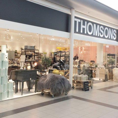 thomsons butik