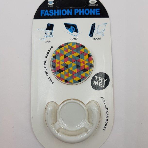 Smart greb til telefon eller tablet - grafisk