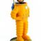 Tintin Cosmo sæt med 30cm raket og 3 figurer inkl. gratis billede | Moulinsart