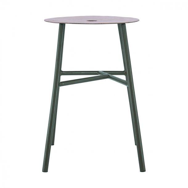 Skammel K-stool grøn | House Doctor