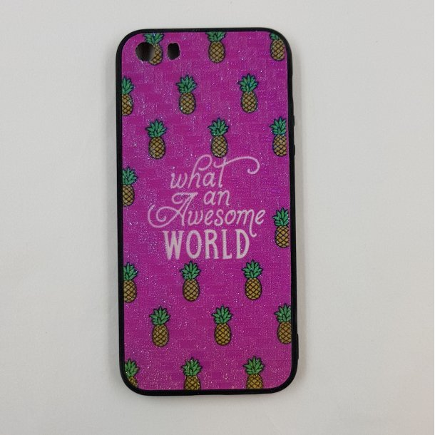 iPhone 5 cover Ananas