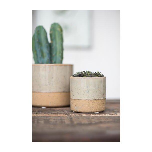 keramik urtepotteskjuler Keramik urtepotteskjuler H7,3 x Ø7,5 | Ib Laursen   Keramik   Thomsons keramik urtepotteskjuler