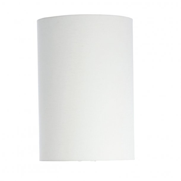 Hvid lampeskærm -  Mega | House Doctor