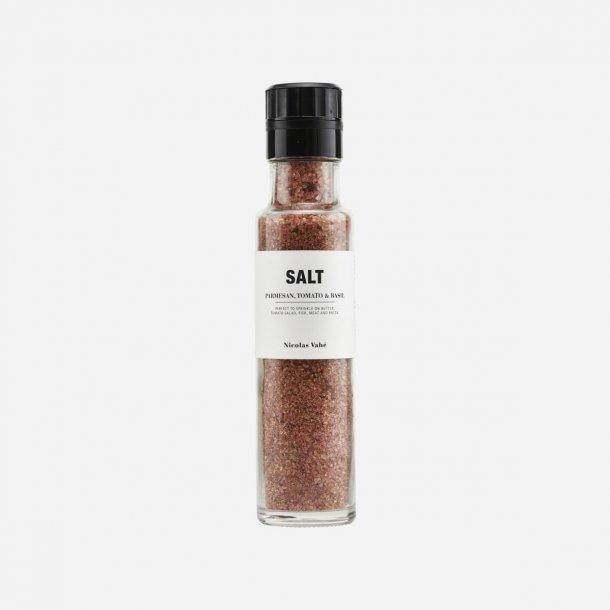 Salt med parmesan tomat og basilikum 300g | Nicolas Vahé