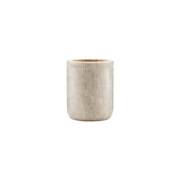 Opbevaring Marble H13cm Ø10cm | Nicolas Vahé