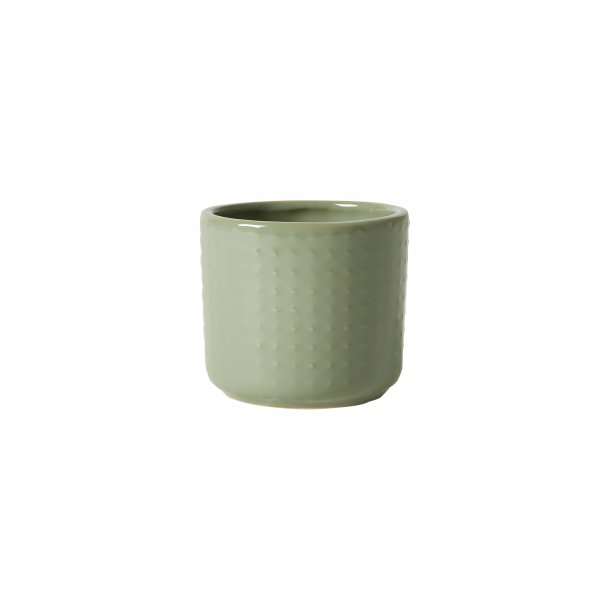 Urtepotteskjuler dot keramik | Speedtsberg