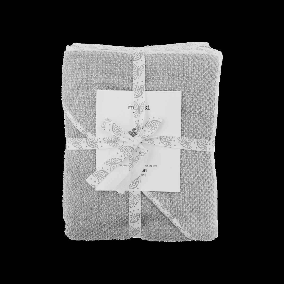 Blødt og praktisk badehåndklæde til baby | Meraki Mini - Meraki Mini - Thomsons